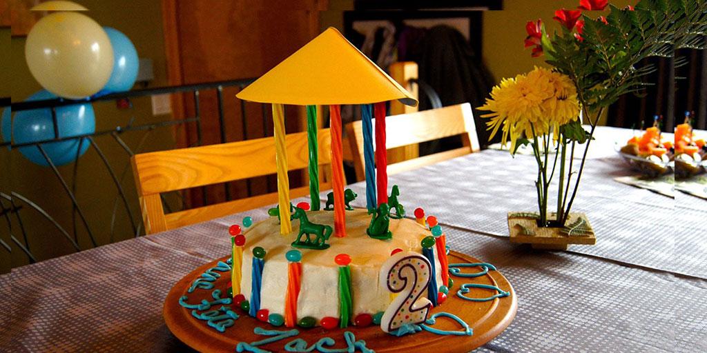 Cómo celebrar un cumpleaños de 2 años